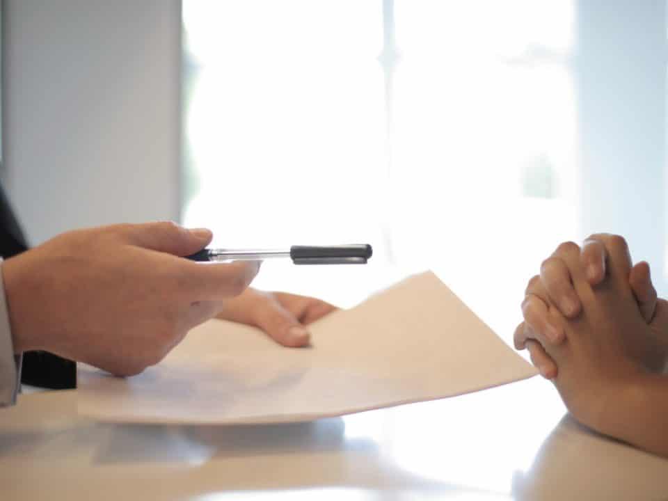 perancangan kontrak kerja
