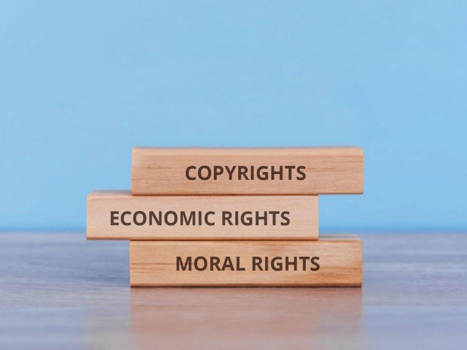 Hak moral dan hak ekonomi